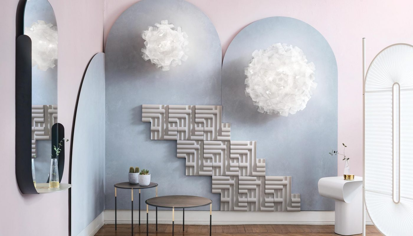 Clizia Ceiling Wall Pixel_set