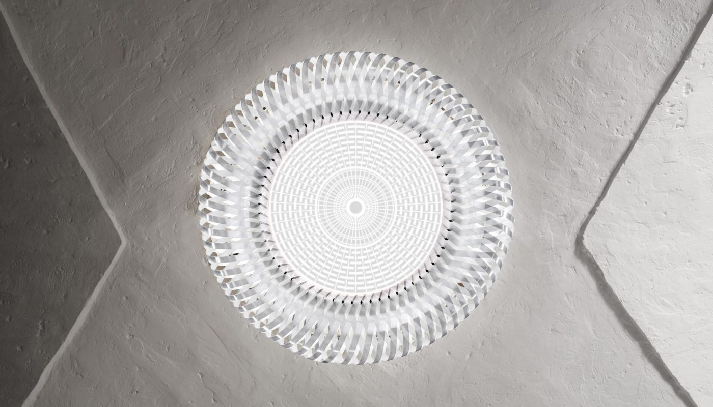 Kalatos Ceiling Prisma_bottom-view