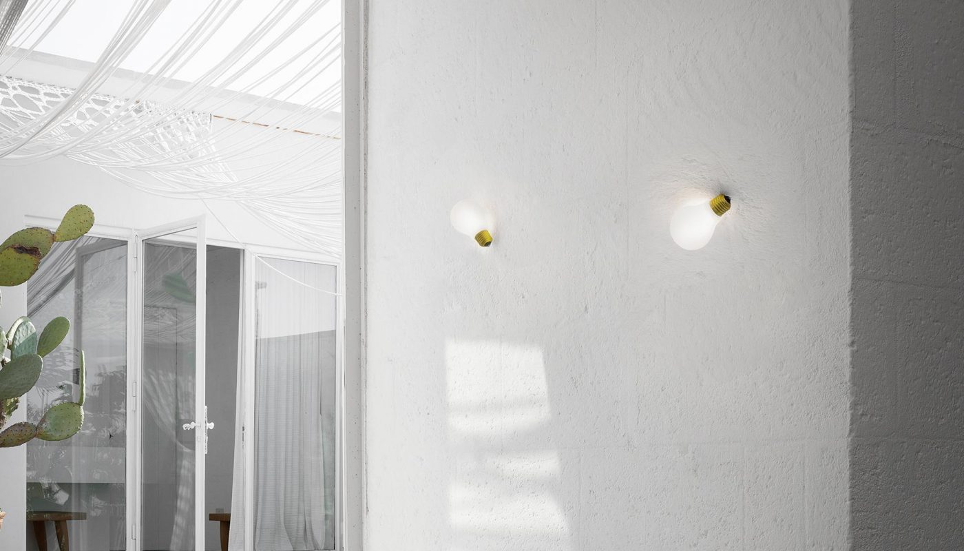 Slamp IDEA Recessed Wall Lamp by Marcantonio_01